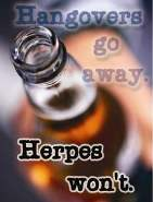 How to go about hookup with herpes